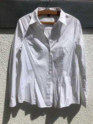 Taillierte Bluse in Gr. 44