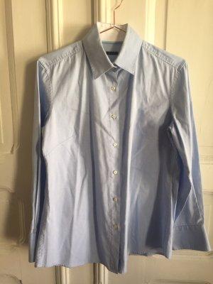 Barbour Long Sleeve Blouse pale blue-light blue