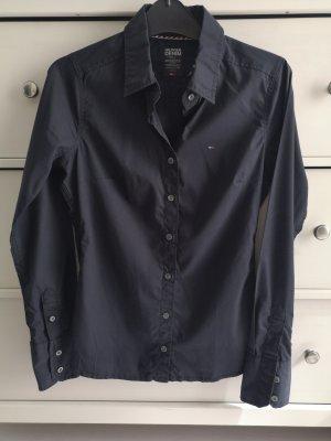 Hilfiger Denim Camicia blusa nero