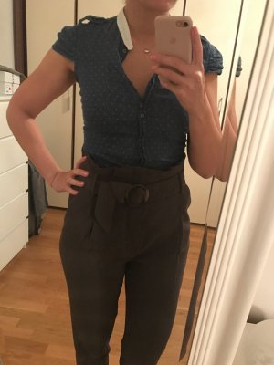 Taillierte Jeansbluse von Guess