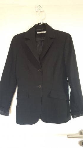 More & More Blazer in jersey nero