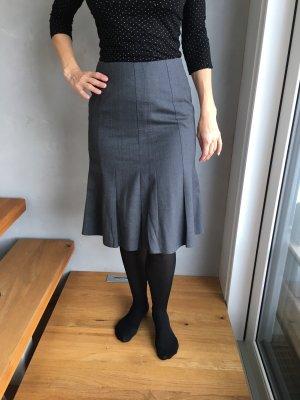 1.2.3 Paris High Waist Skirt grey
