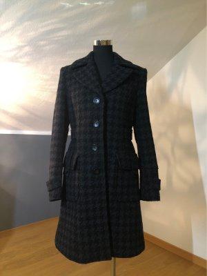 Mexx Wełniany płaszcz Wielokolorowy Wełna