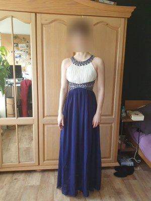 Tailliertes Abendkleid