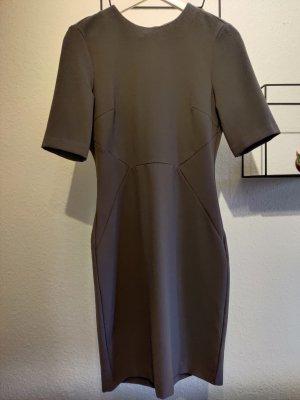 H&M Pencil Dress dark grey