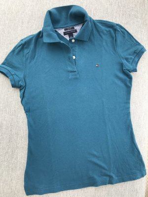 Tailliertes Poloshirt Tommy Hilfiger