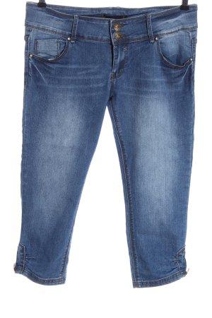 Taily Weijl 3/4-Hose blau Casual-Look
