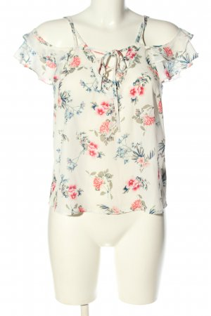 Taily Weijl ärmellose Bluse Allover-Druck Casual-Look