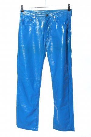 Take Two Five-Pocket-Hose blau extravaganter Stil
