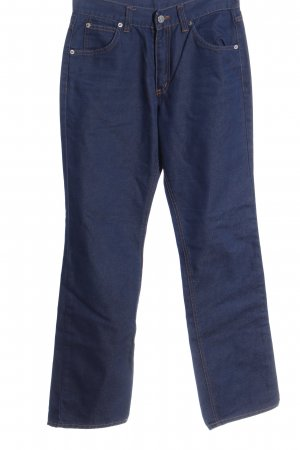 Take Two Jeans a vita alta blu stile casual