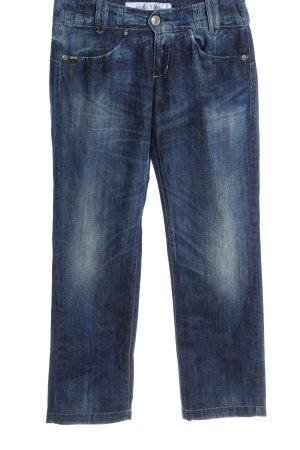Take Two Jeans vita bassa blu stile casual
