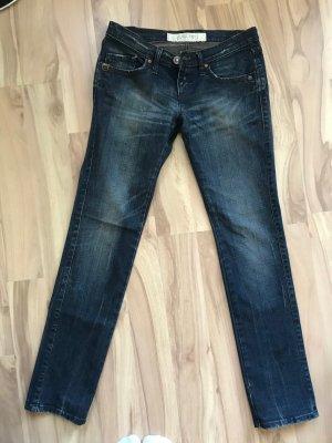 Take Two Jeans Hose Jeanshose Größe S XS gerades Bein Größe W 28 L 32