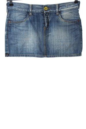 Take Two Gonna di jeans blu stile casual