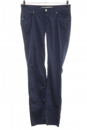 Take Two Pantalone cinque tasche blu stile casual