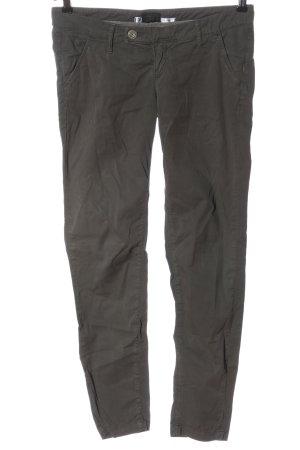 Take Two Pantalone jersey grigio chiaro stile casual