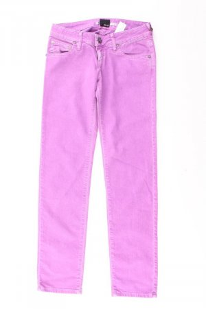Take Two Jeans a gamba dritta lilla-malva-viola-viola scuro