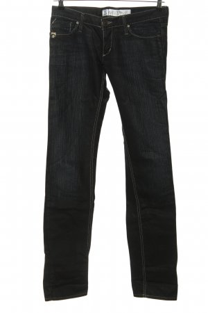 Take Two Straight-Leg Jeans schwarz Casual-Look