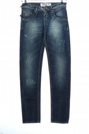 Take Two Straight-Leg Jeans blau Casual-Look