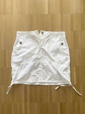 Takko Minigonna bianco