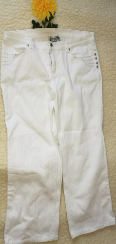 Colours of the World 3/4 Length Trousers white