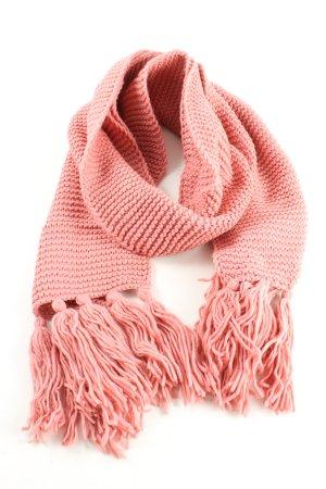 Takko Fashion Wollschal pink Casual-Look