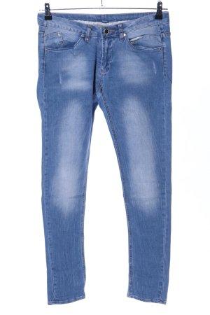 Takko Jeans slim bleu style décontracté