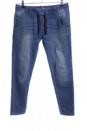 Takko Treggings blau Casual-Look