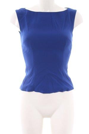 Talbot Runhof Blusa blu stile professionale