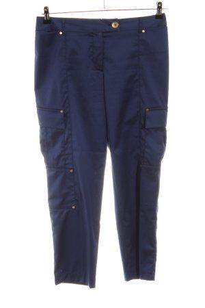 Talbot Runhof Cargohose blau Casual-Look