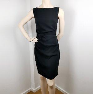 TALBOT RUNHOF Cocktail Kleid, schwarz, Größe 34, ärmellos
