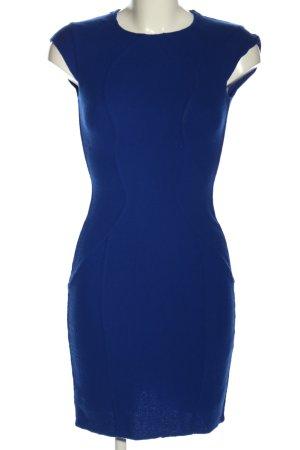 Talbot Runhof Etuikleid blau Casual-Look