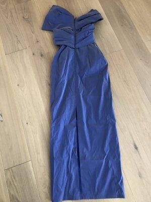 Talbot Runhof Kleid lila blau gr36 neuwertig