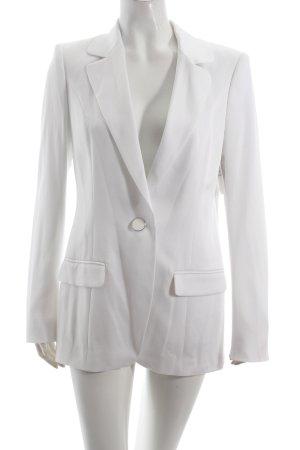 Talbot Runhof Long-Blazer weiß Elegant