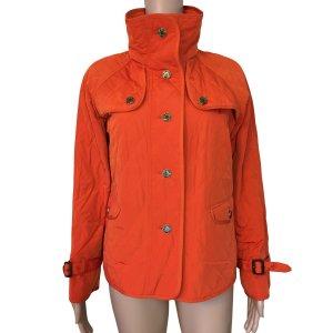 Talbots womens orange spring jacket