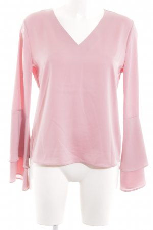talk about Langarm-Bluse pink Casual-Look