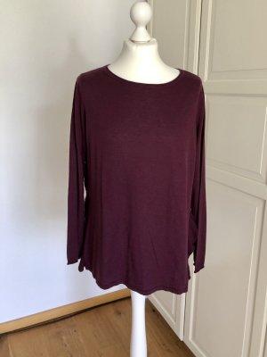 talk about Crewneck Sweater bordeaux-blackberry-red