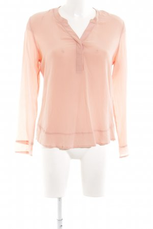talk about Seidenbluse pink Casual-Look