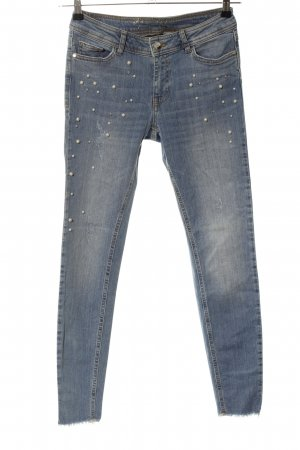 talk about Skinny Jeans blau Casual-Look