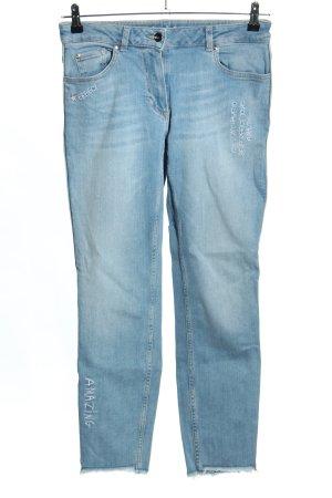 talk about Stretch Jeans blau 36