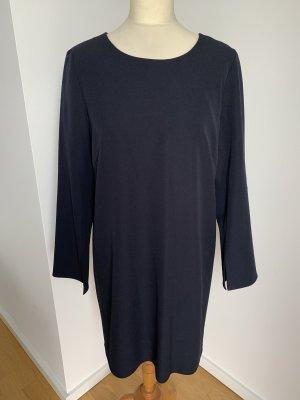 Talkabout blaues Kleid mit Schlitzen an den Ärmeln