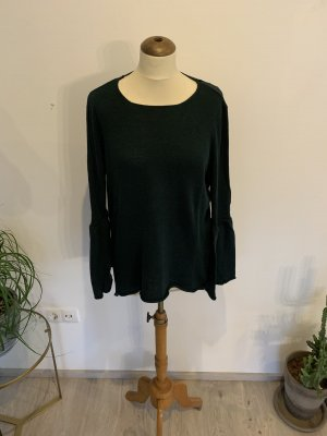 Talkabout Strickpullover dunkelgrün