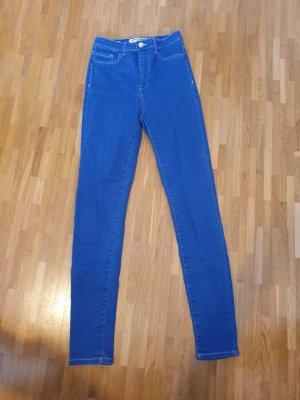 Tally Weijl Hoge taille jeans blauw