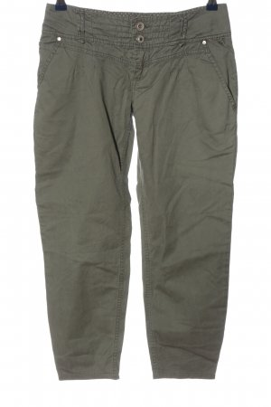 Tally Weijl 3/4-Hose khaki Casual-Look