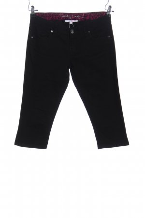 Tally Weijl 3/4-Hose schwarz Casual-Look