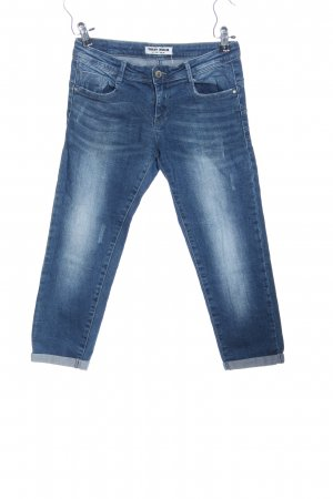 Tally Weijl 3/4-jeans blauw casual uitstraling