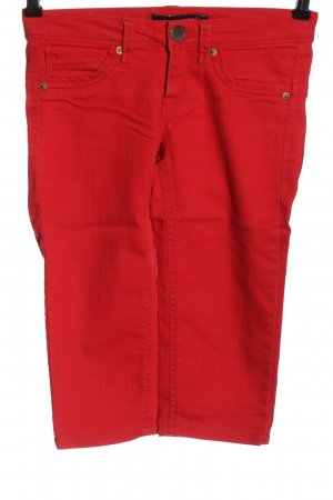 Tally Weijl 3/4 Length Jeans red casual look