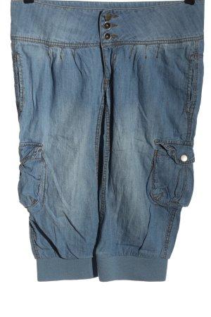 Tally Weijl Jeans a 3/4 blu stile casual