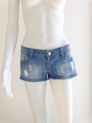 Tally Weijl 34 XS Jeansshorts Hotpants Shorts kurze Hose Jeans Joggers Jogginghose Jogger Leggings Pullover Bluse