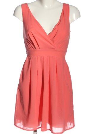 Tally Weijl A-Linien Kleid pink Elegant