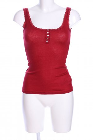 Tally Weijl Basic Top rot Casual-Look